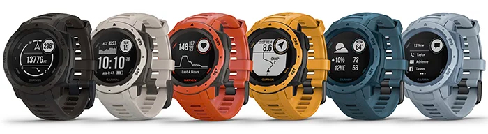 Garmin Instinct Collection
