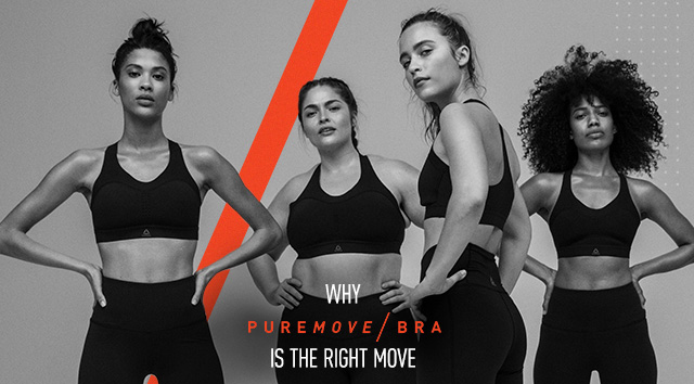 Why Reebok PureMove Bra