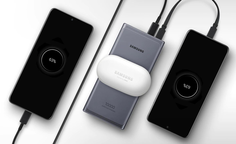 Samsung bežični prijenosni punjač