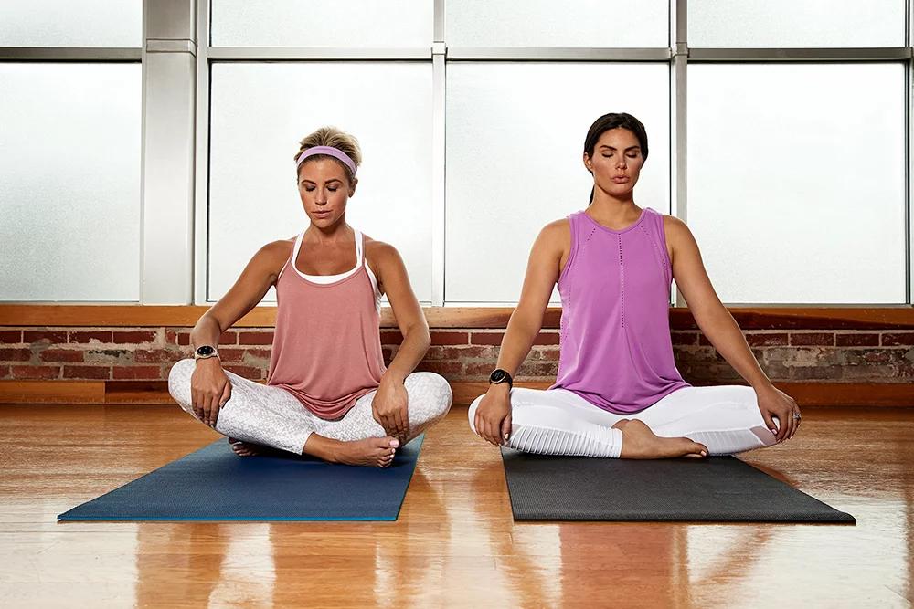 Garmin vivoactive 4S Yoga