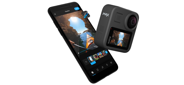 GoPro Aplikacija