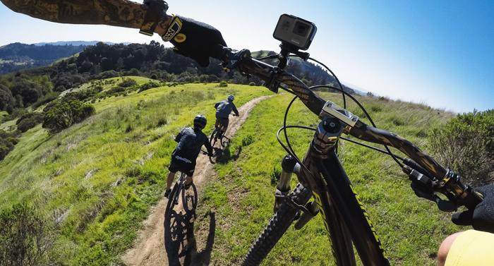 GoPro Handlebar + Seatpost + Pole Mount