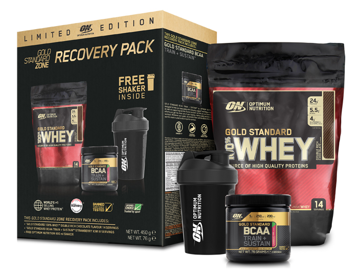Gold Standard Zone Recovery Pack