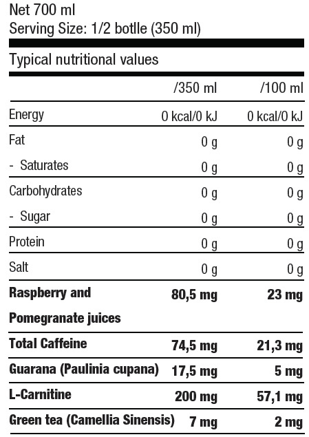 Thermo Booster (Actif by Juice), 700 ml