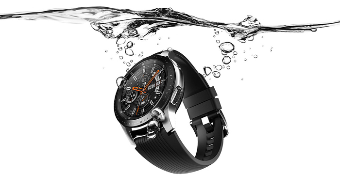 Samsung Galaxy Watch, Engineered to endure