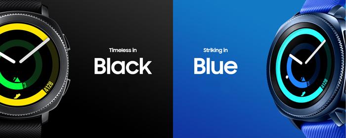 Samsung Gear Sport, Timelesss and Striking