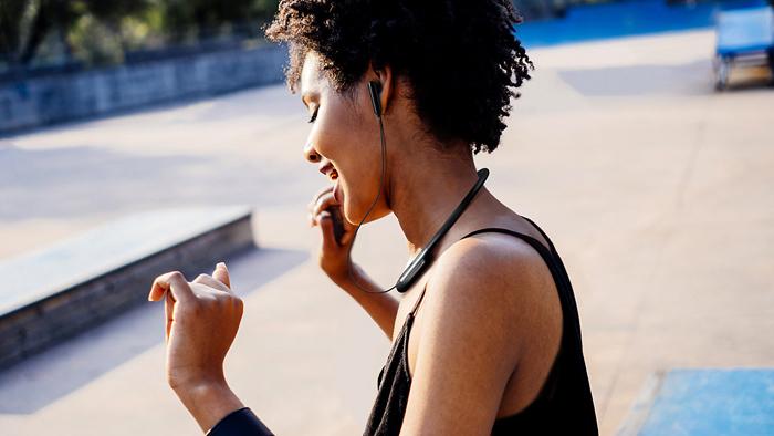 Slušalice Samsung U Flex, Non stop music