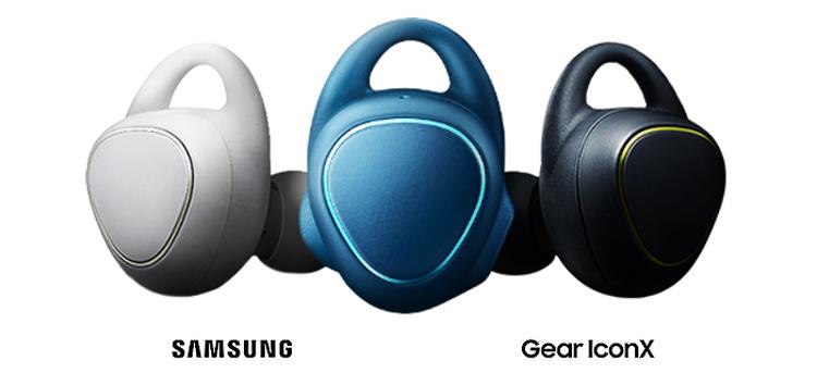 Slušalice Samsung Gear IconX - Ad 1